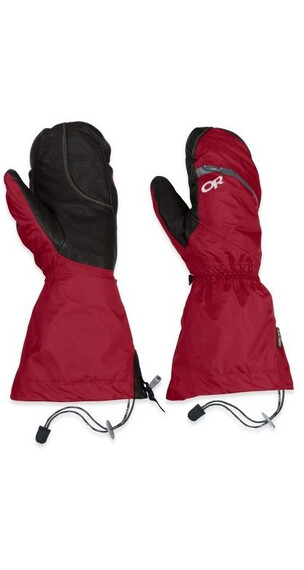 Outdoor Research M's Alti Mitts Chili (415)